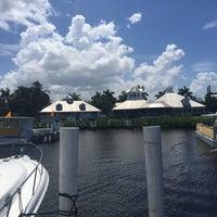 Photo taken at Port Sanibel Marina by Jamealynne on 7/13/2016