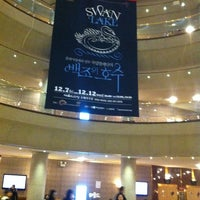 Photo taken at Seoul Arts Center Opera House by Shinjae C. on 12/12/2012