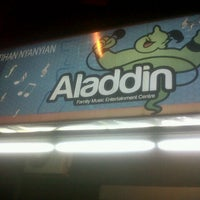 Photo taken at Aladin Karaoke by afrohm z. on 12/17/2012
