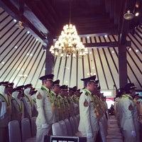Photo taken at Sekolah Tinggi Pertanahan Nasional (STPN) by Wahyu H. on 8/25/2016