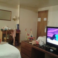 Photo taken at Hotel Sheltown by Jessica M. on 1/27/2014