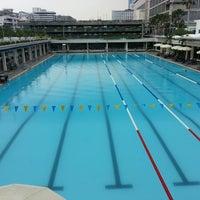 Foto scattata a RBSC Swimming Pool da Pinn P. il 5/6/2014