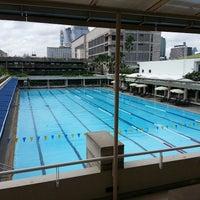 Foto scattata a RBSC Swimming Pool da Pinn P. il 6/15/2014