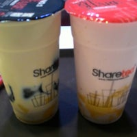 Photo taken at Share Tea by Shenny W. on 10/22/2014