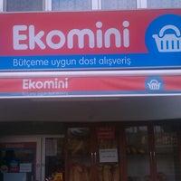 Photo taken at Ekomini by Nazife y. on 11/7/2013