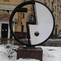 Photo taken at Мастерская Петра Фоменко by Vladimir K. on 3/31/2013