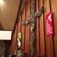 Photo taken at Trinity United Methodist Church by Christian N. on 7/24/2013