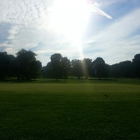 Photo taken at Greenfield Park Golf Course by Jared D. on 8/8/2013