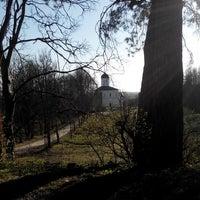 Photo taken at Храм Рождества Христова by Mary Y. on 4/25/2014
