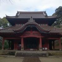 Photo taken at 多久聖廟 by Tsune T. on 2/19/2015