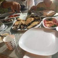 Photo taken at Atmaca balık by 🌸SENAY🌸 on 8/17/2018