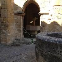 Photo taken at Monasterio de Rueda by Eva H. on 6/15/2013