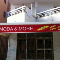 Photo taken at Moda & More by Kitty on 9/27/2013