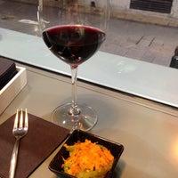 Photo taken at Restaurante bal d´onsera by Macarena V. on 9/10/2014