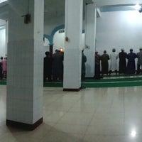 Photo taken at Masjid Jajar Solo by fian_sk8 on 7/29/2013