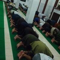 Photo taken at Masjid Jajar Solo by fian_sk8 on 7/20/2013