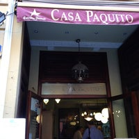 Photo taken at Casa Paquito by Vicent M. on 10/12/2013