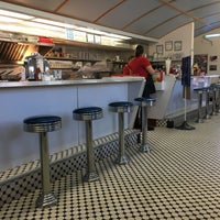 Photo taken at Route 62 Old Time Diner by Irma B. on 1/1/2017