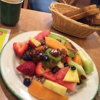 Photo taken at Cora's by Anna G. on 8/9/2014