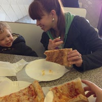 Photo taken at Three Boys from Italy Pizzeria by Steven B. on 4/2/2015