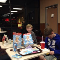 Photo taken at Wendy's by RobRoy P. on 4/27/2014