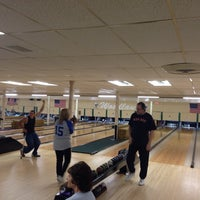 Photo taken at Woodlawn Duckpin by Danielle on 6/4/2014
