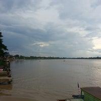 Photo taken at Taman Panorama Benak by Eastmail S. on 10/19/2013