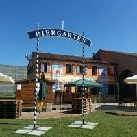 Photo taken at Birreria Public House by Debora R. on 9/16/2013
