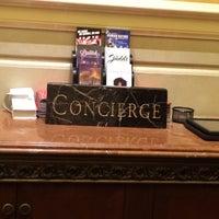 Photo taken at Venetian Concierge by Manoel F. on 10/5/2015