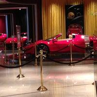 Photo taken at Ferrari Maserati Showroom and Dealership by Manoel F. on 10/3/2013