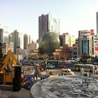 Photo taken at Metro City by Fatih on 1/1/2013