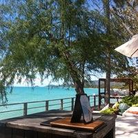 Photo taken at Nikki Beach Resort and Beach Club Koh Samui by Sandrita G. on 10/5/2012