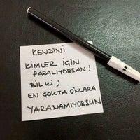 Photo taken at Yapı Kredi Ankara Özel Bankacılık Merkezi Şubesi by Duran K. on 8/26/2016