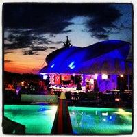 Photo taken at Ant La Vela Bar by Tanel Ü. on 5/29/2014
