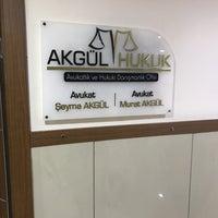 Photo taken at Akgül Hukuk Bürosu by Taha C. on 3/29/2017