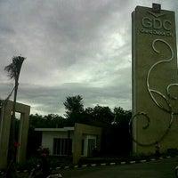 Photo taken at Gerbang Grand Depok City by Phi on 3/5/2013
