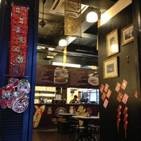 Photo taken at OldTown White Coffee by Samuel K. on 2/20/2013