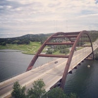 Photo taken at 360 Bridge (Pennybacker Bridge) by Jason H. on 6/10/2013
