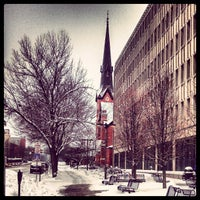 Photo taken at Phillips Hall by Mandy M. on 2/22/2013