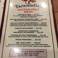 Photo taken at Tarantella's Ristorante by Andrew C. on 8/28/2016