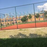 Photo taken at Beden Eğitimi ve Spor Yüksekokulu by Ibrahim D. on 8/14/2017