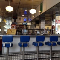 Photo taken at Soda Rock Diner by Thomas E. on 10/19/2013