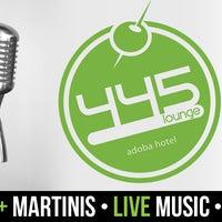 Photo taken at 445 Martini Lounge by 445 Martini Lounge on 9/18/2013