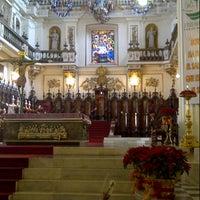 Foto tomada en Catedral Basílica de la Asunción de María Santísima por Mauricio A. el 12/23/2012