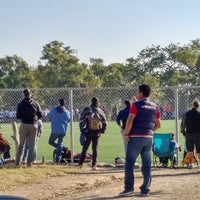 Photo taken at Canchas Cucea by Mauricio A. on 1/6/2018