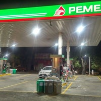 Photo taken at Gasolinera 110 by Mauricio A. on 10/20/2017