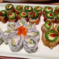 Photo taken at JoA Sushi Japanese Restaurant by Farid S. on 11/1/2013