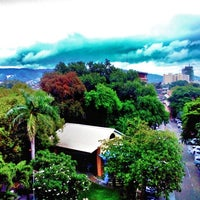 Photo taken at Southwestern University by Danica N. on 7/8/2014