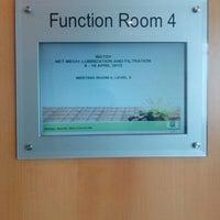 Photo taken at Function Room 4, Holiday Inn Melaka by Park J. on 4/8/2013