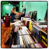 Photo taken at Lo & Behold Records by Matt d. on 7/15/2013